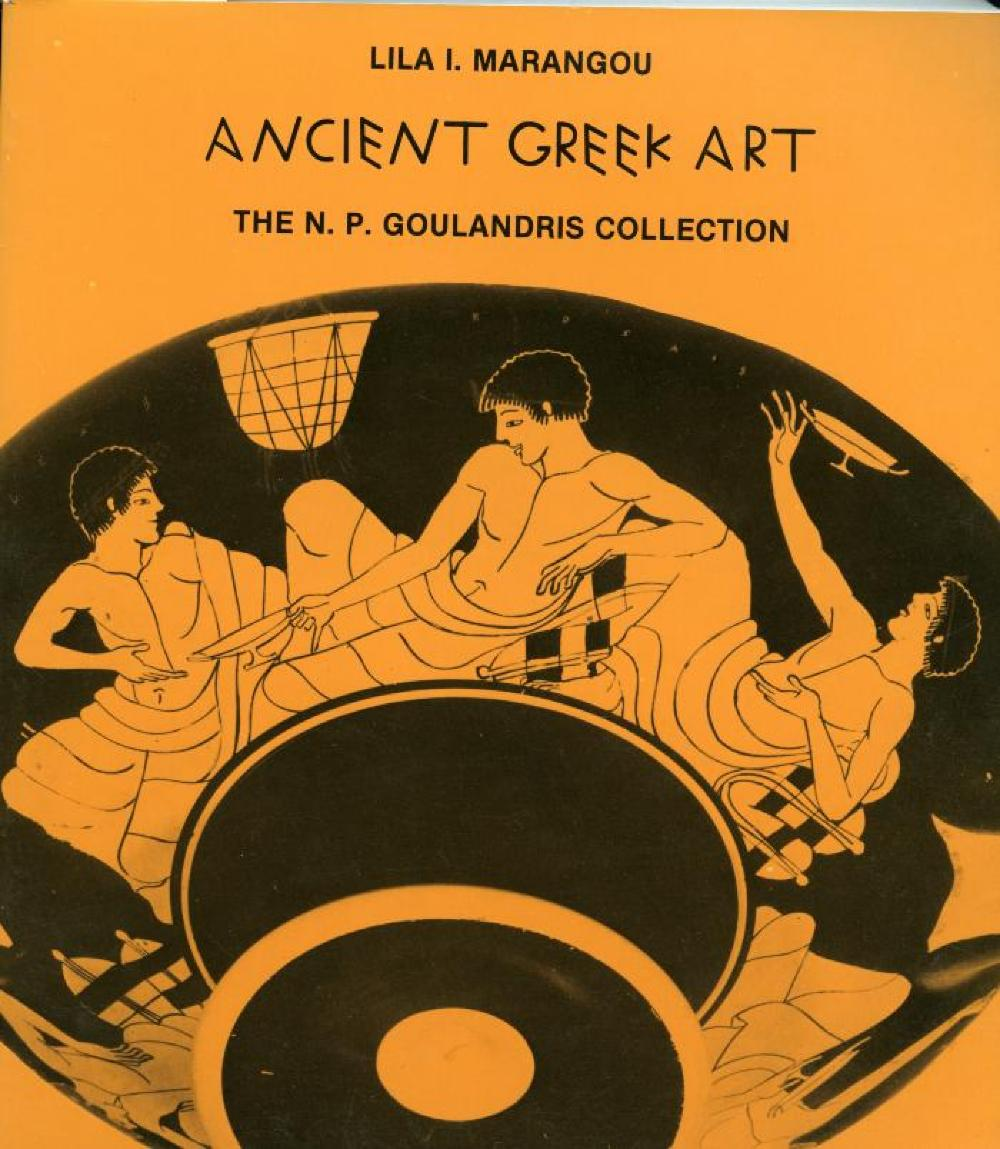 Ancient Greek Art: The N. P. Goulandris Collection