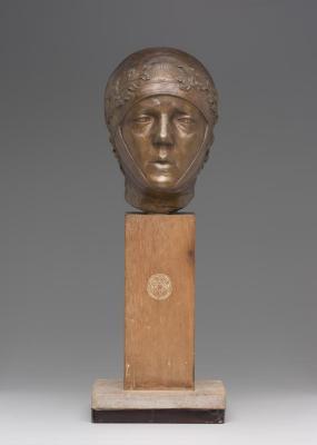 Mme. Coudenhove-Kalergi (Ida Roland)