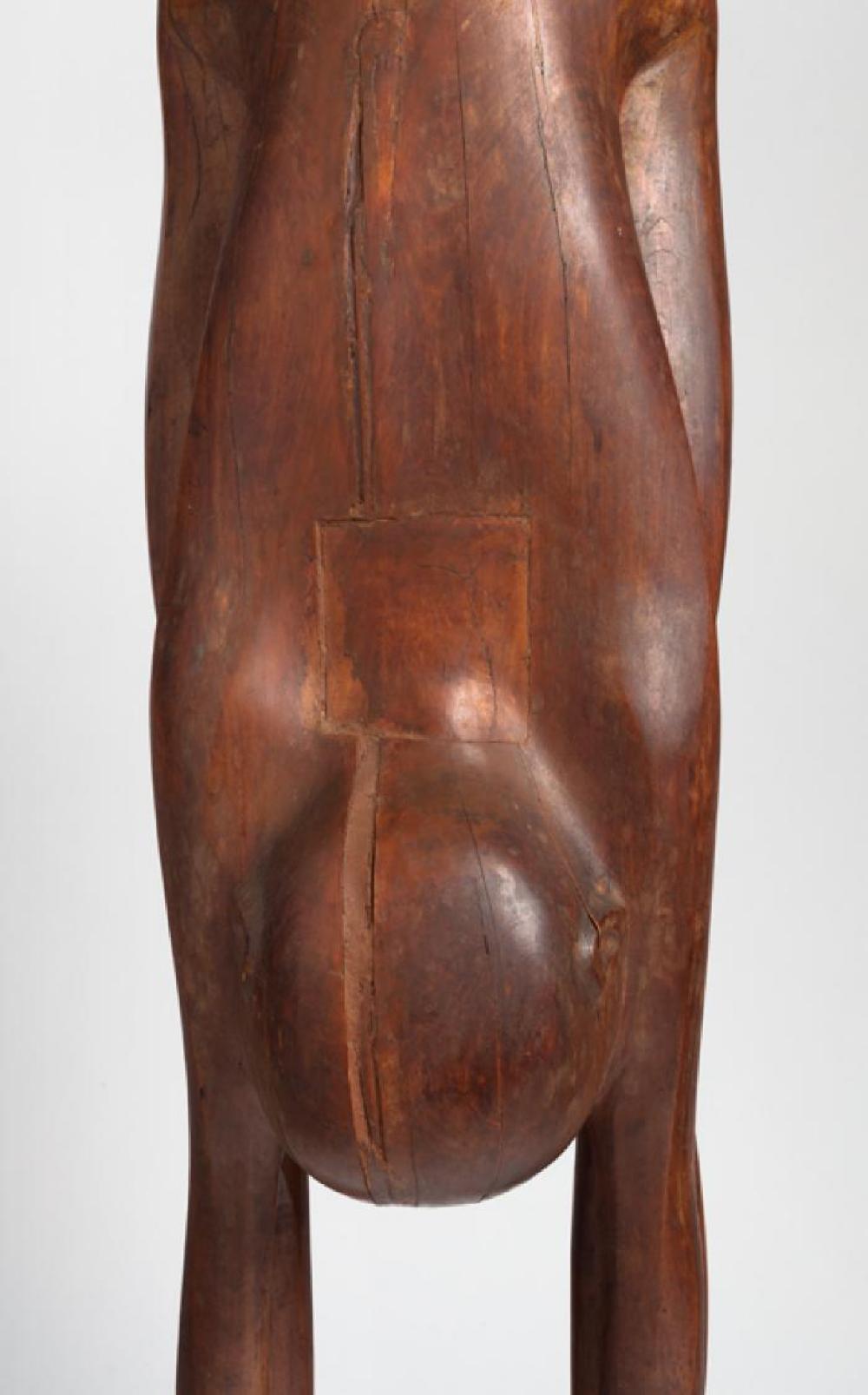 Boy Looking through Legs, image 9