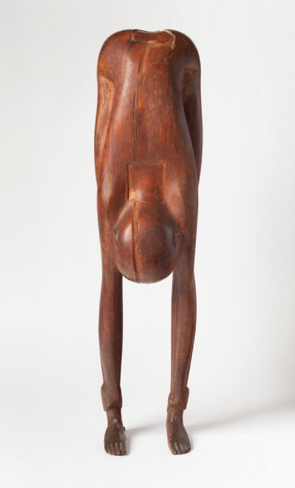Boy Looking through Legs, image 13