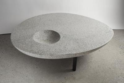 Table for Chuo Koron Gallery, Tokyo