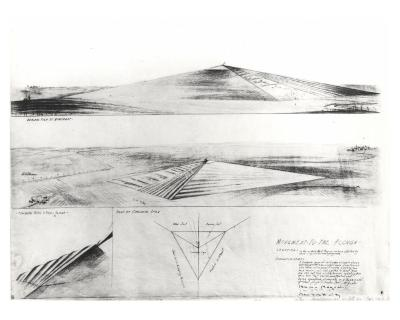 Study for Monument to the Plow