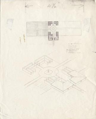 Poston Cemetery Blueprint