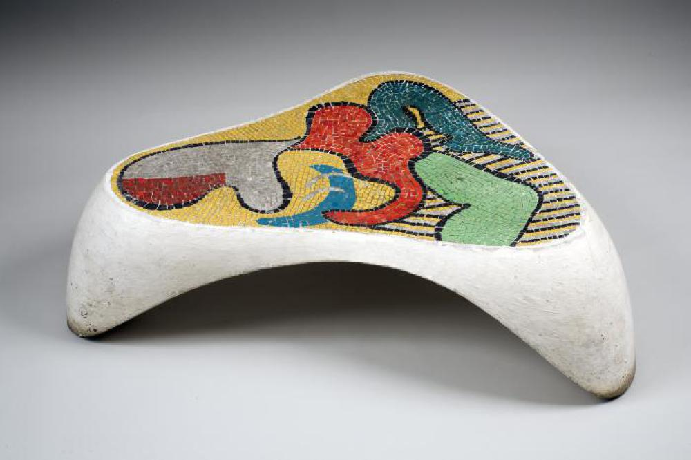 Table for Mosaic by Jeanne Reynal