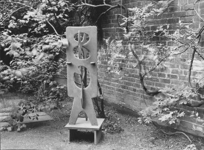 Sculpture for Garden of M.L.F. Osborn