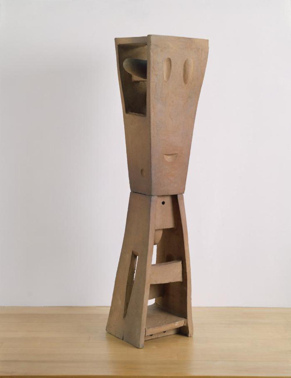 Large Square Vase, image 7