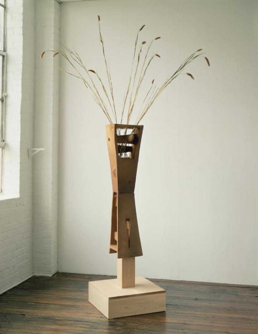 Large Square Vase, image 5