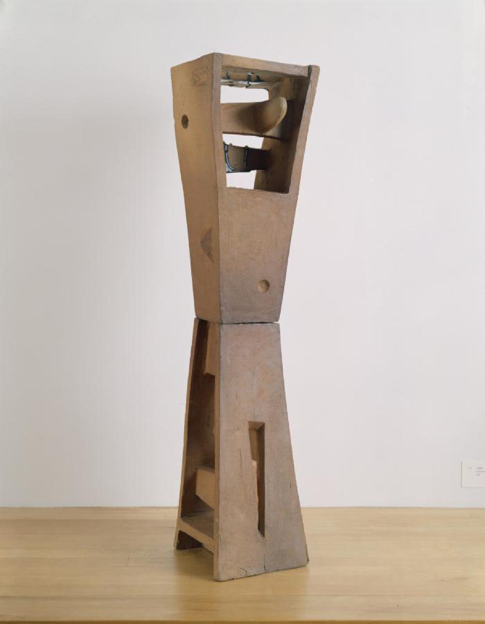 Large Square Vase, image 1