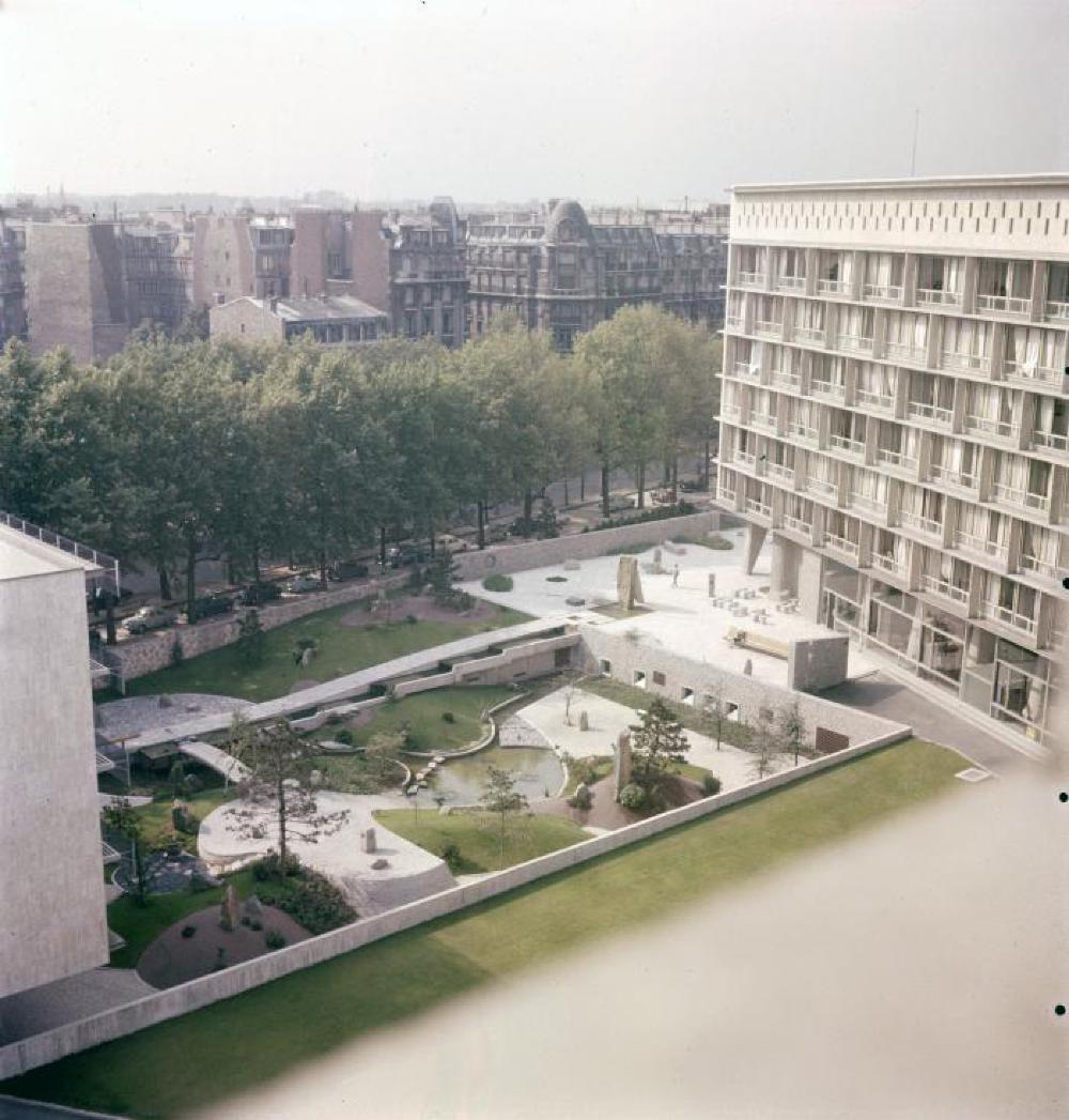Gardens for UNESCO