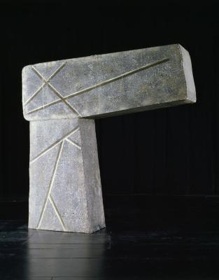 L-Shaped Stone