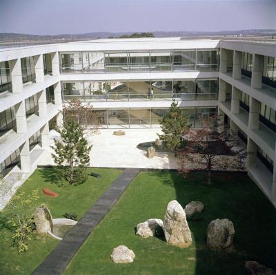 Gardens for IBM Headquarters, Armonk, NY