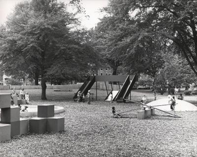 Playscapes, Piedmont Park, Atlanta, Georgia