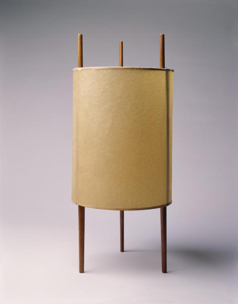 Three-Legged Cylinder Lamp