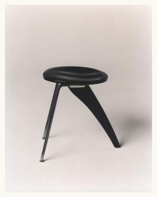 Three-Legged Dinette Chair