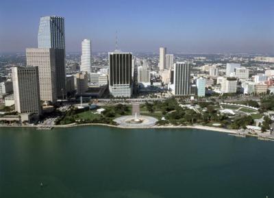 Bayfront Park, Miami, Florida