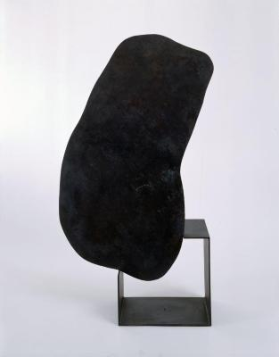 Magritte's Stone