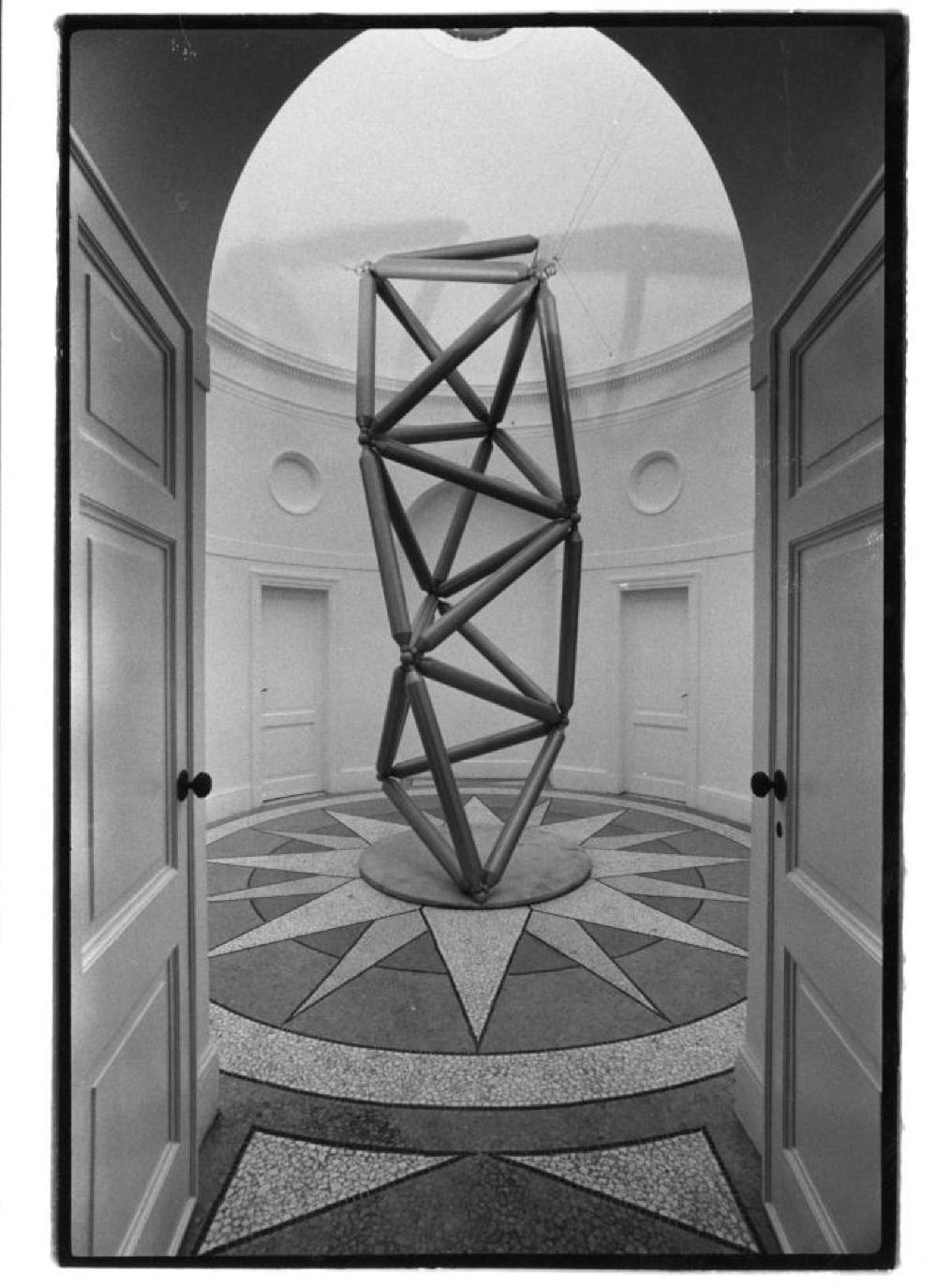 Tetrahelix for Venice Biennale