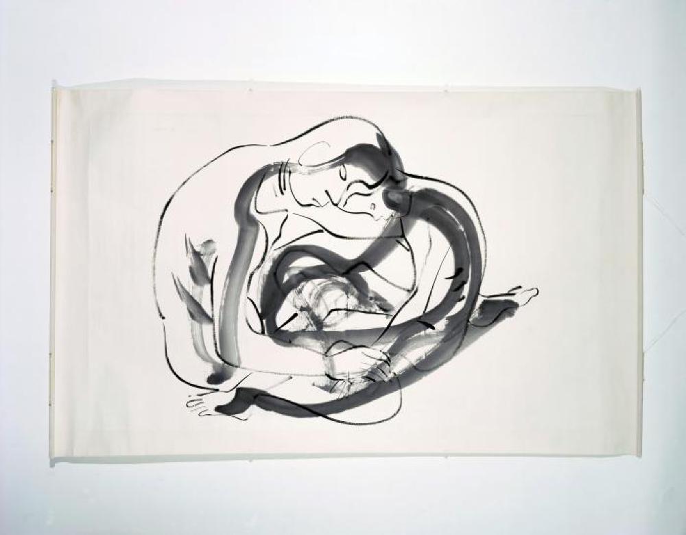 Peking Brush Drawing, image 1