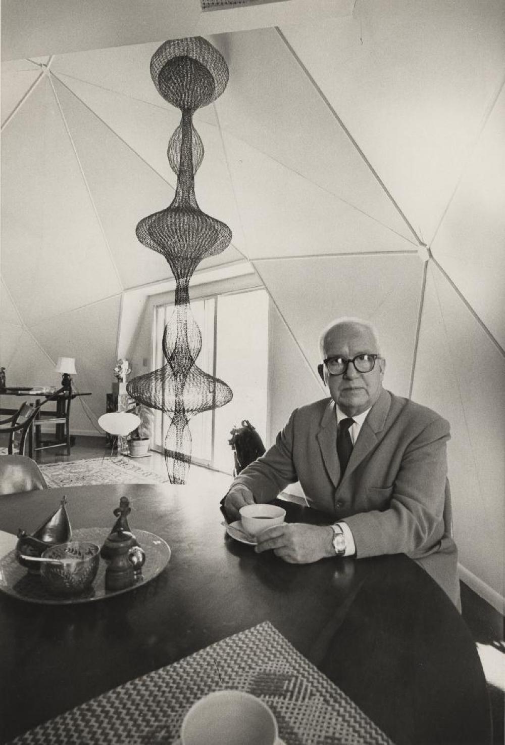 R. Buckminster Fuller, image 4