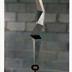 Thumbnail: Model for Bolt of Lightning...Memorial to Ben Franklin, image 6