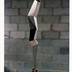 Thumbnail: Model for Bolt of Lightning...Memorial to Ben Franklin, image 2