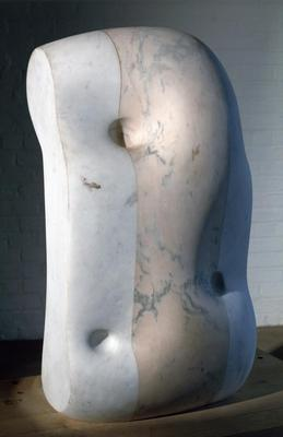 Woman With Holes II