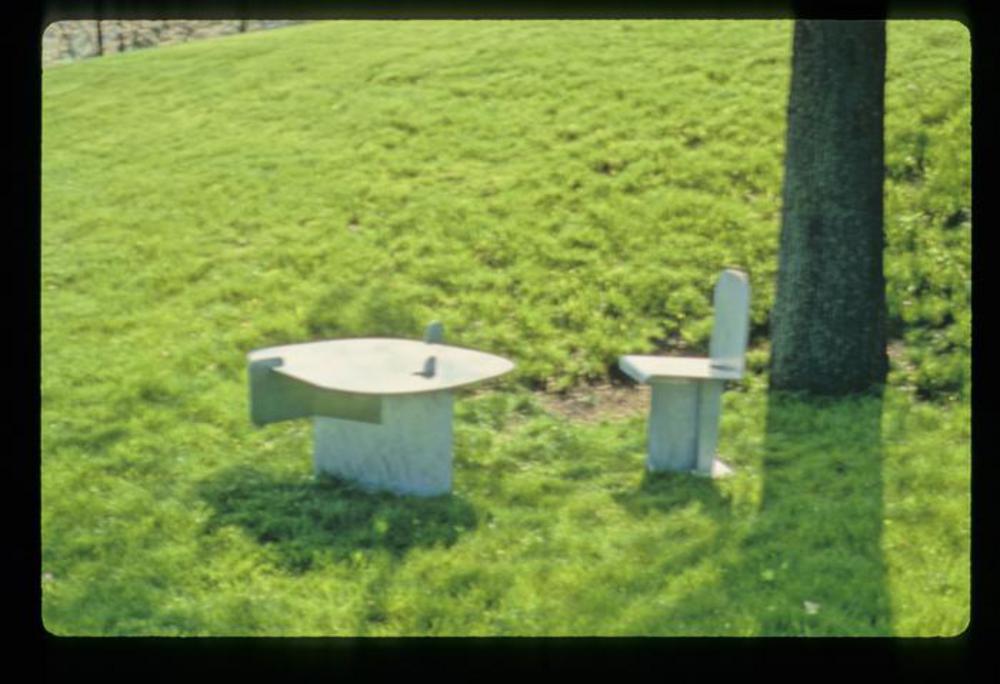 Pierced Seat, image 2