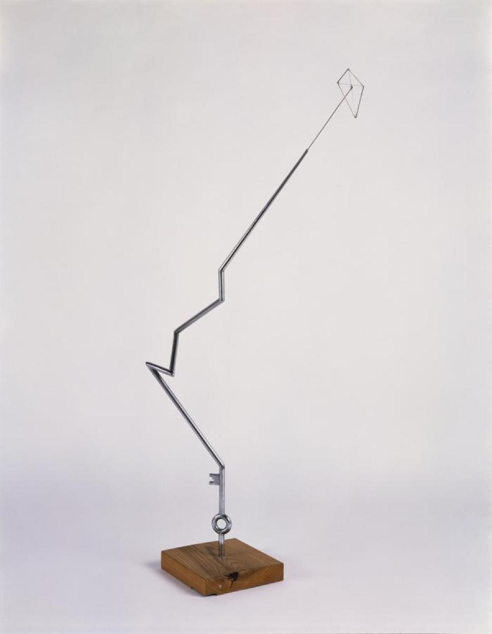 Model (Bolt of Lightning...Memorial to Ben Franklin)