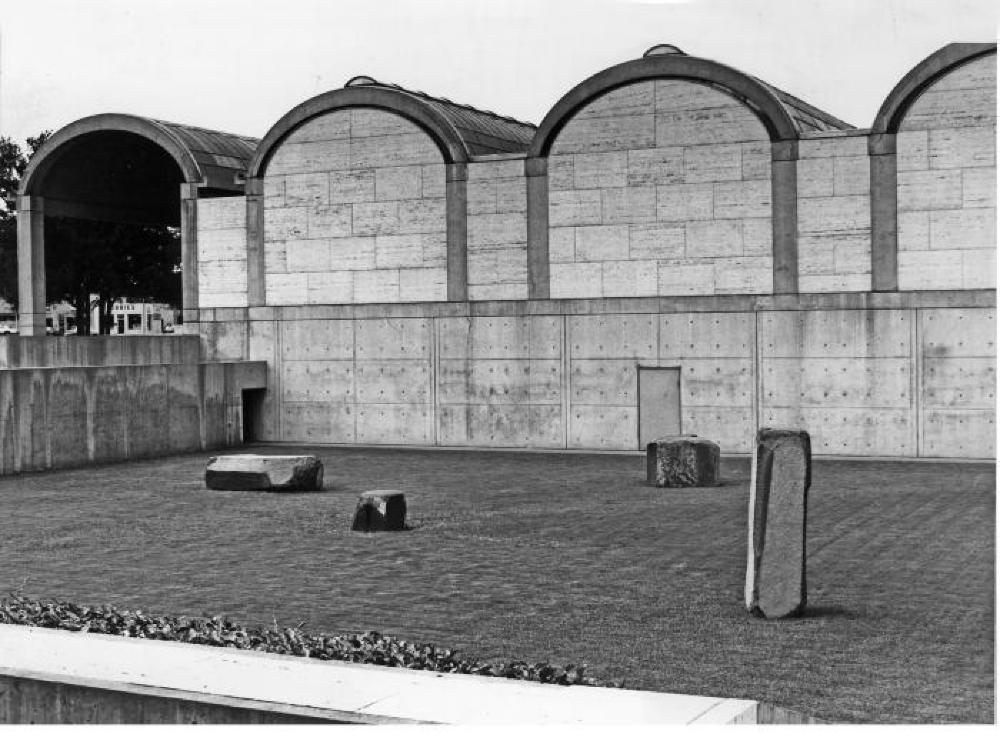 Constellation (for Louis Kahn)