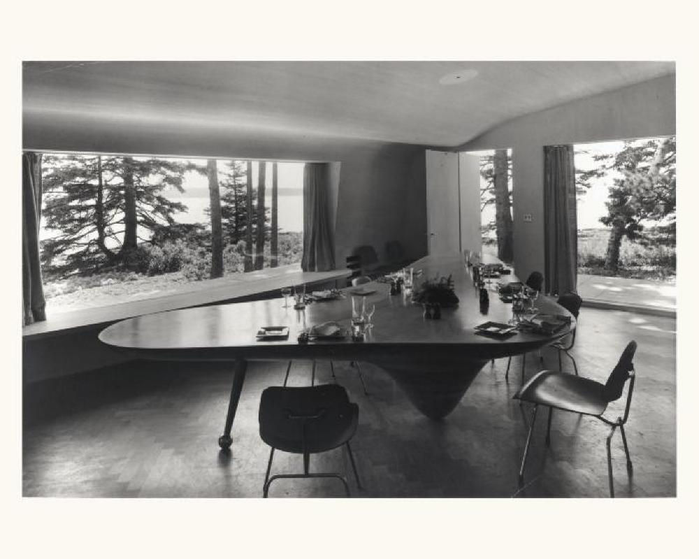 William A. M. Burden House Furniture and interior