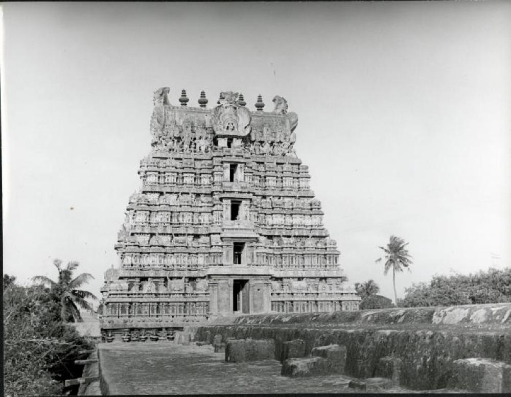 Bollingen travels: Ramesvaram, Tamil Nadu, India