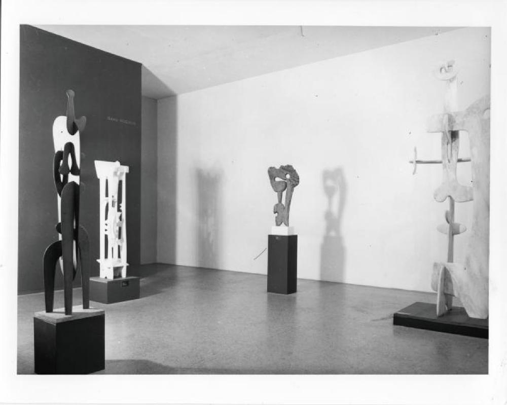 """Fourteen Americans,"" Museum of Modern Art, September 10, 1946 - December 8, 1946."