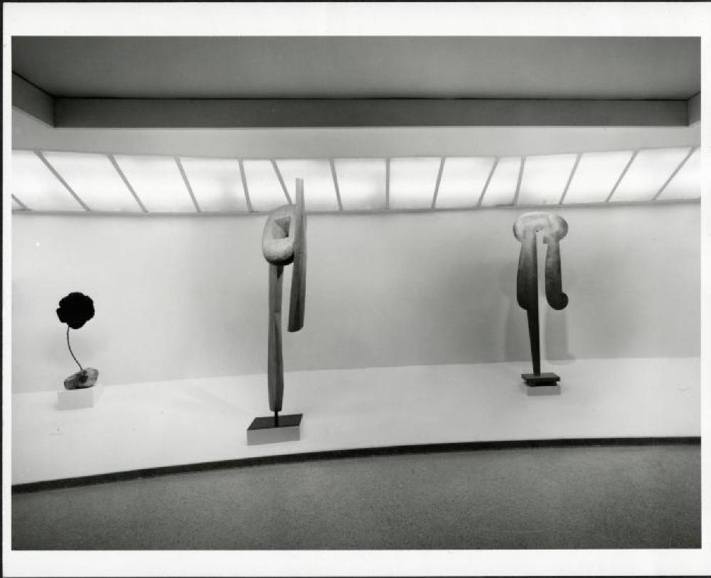 Masters of Modern Sculpture: The Lydia and Harry Lewis Winston Collection (Dr. andMrs. Barnett Malbin) and the Guggenheim Museum Collection, Solomon R. Guggenheim Museum, November 19, 1974 - January 12, 1975.