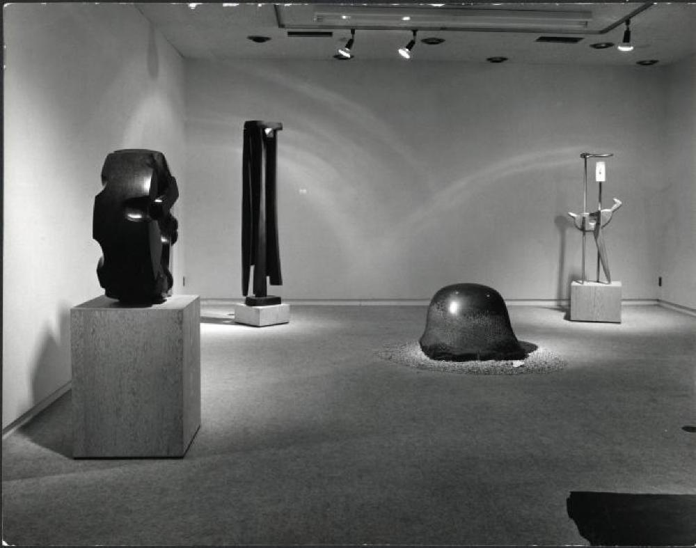 """""""Isamu Noguchi,"""" Minami Gallery, May 14, 1973 - June 9, 1973."""