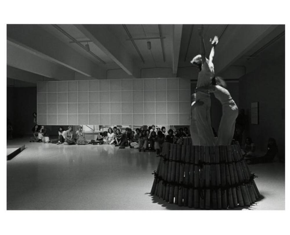 """Noguchi's Imaginary Landscapes,"" Walker Art Center, April 23, 1978 - June 18, 1978."