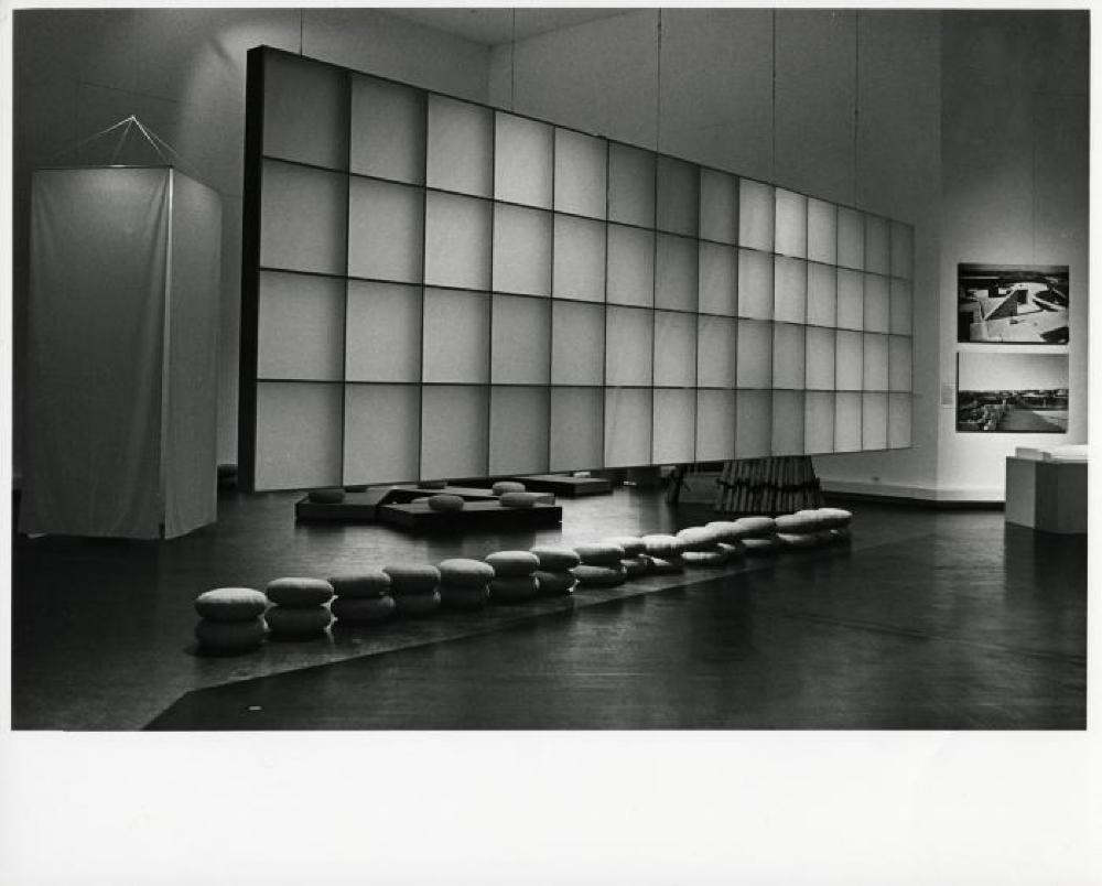 """Isamu Noguchi: The Sculpture of Spaces,"" Whitney Museum of American Art, February 5, 1980 - April 6, 1980."