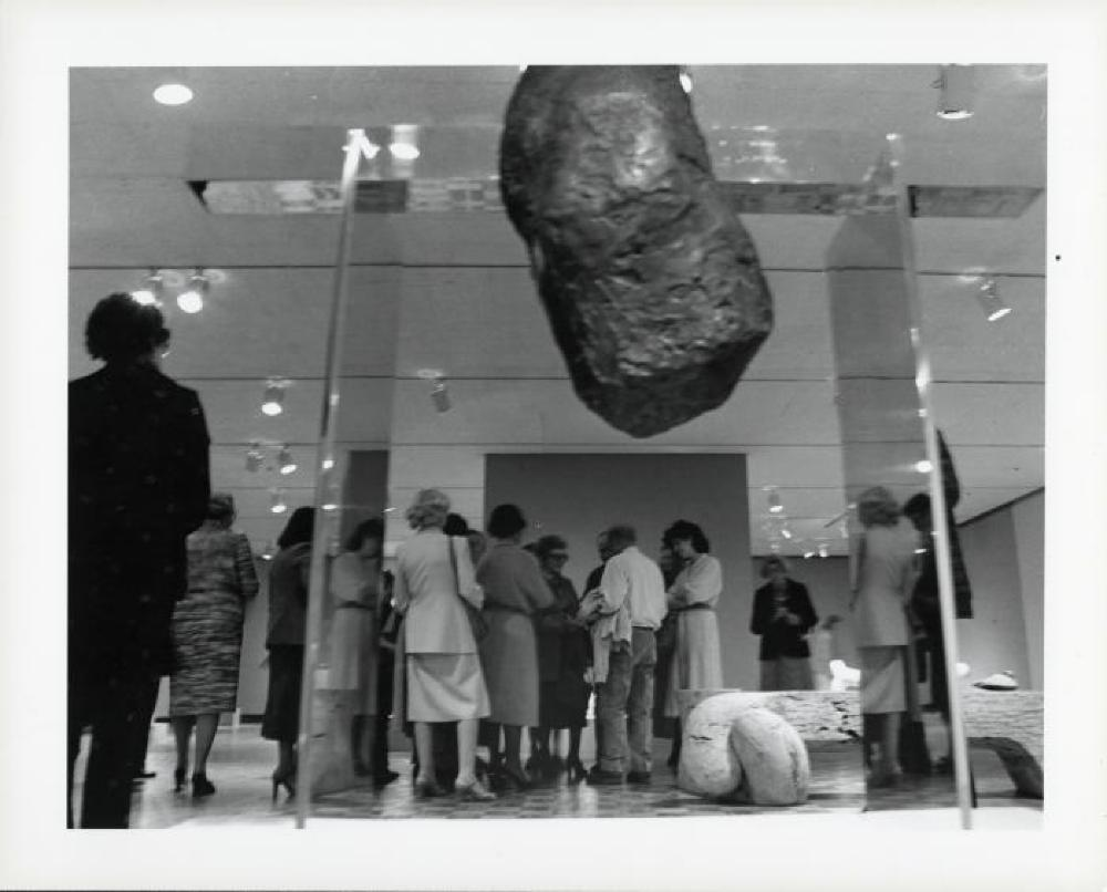 """Noguchi's Imaginary Landscapes,"" Walker Art Center, April 23, 1978 - June 18, 1978."