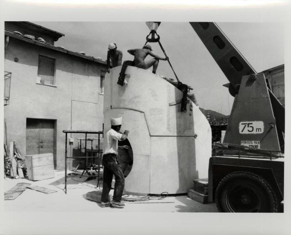 """Isamu Noguchi:  What is Sculpture?,"" 1986 Venice Biennale, June 29, 1986 - September 28, 1986."