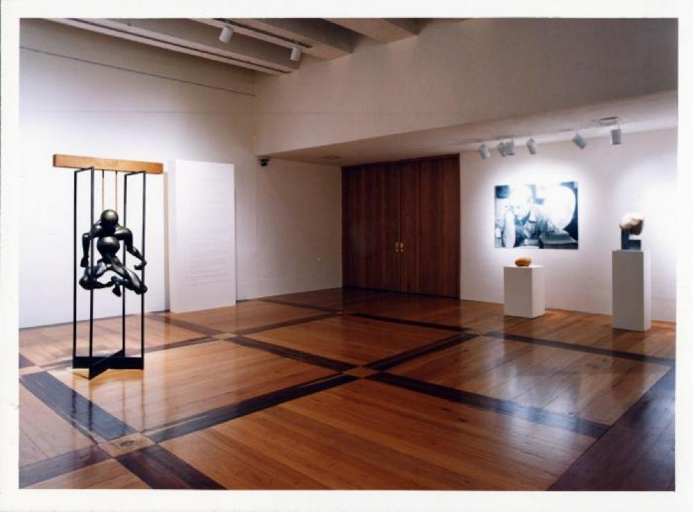 """""""Noguchi and the Figure,"""" Museo de Arte Contemporáneo de Monterrey, February 12, 1999 - May 10, 1999."""