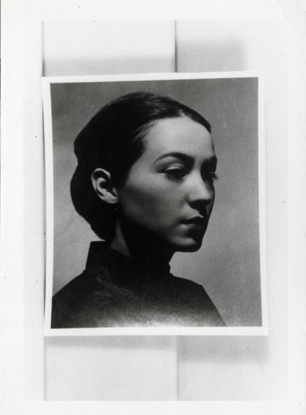 Portrait of Ailes Gilmour