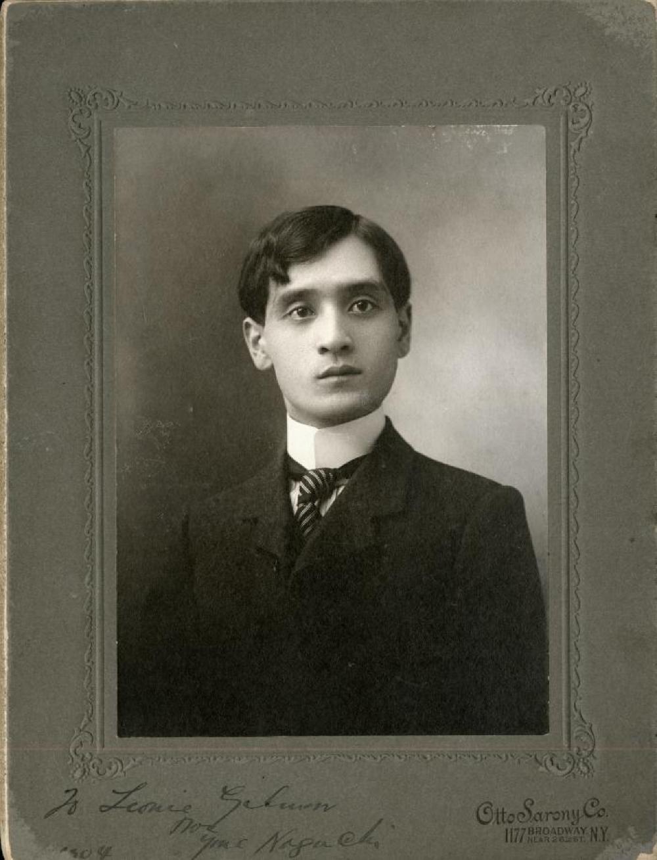 Portrait of Yone Noguchi