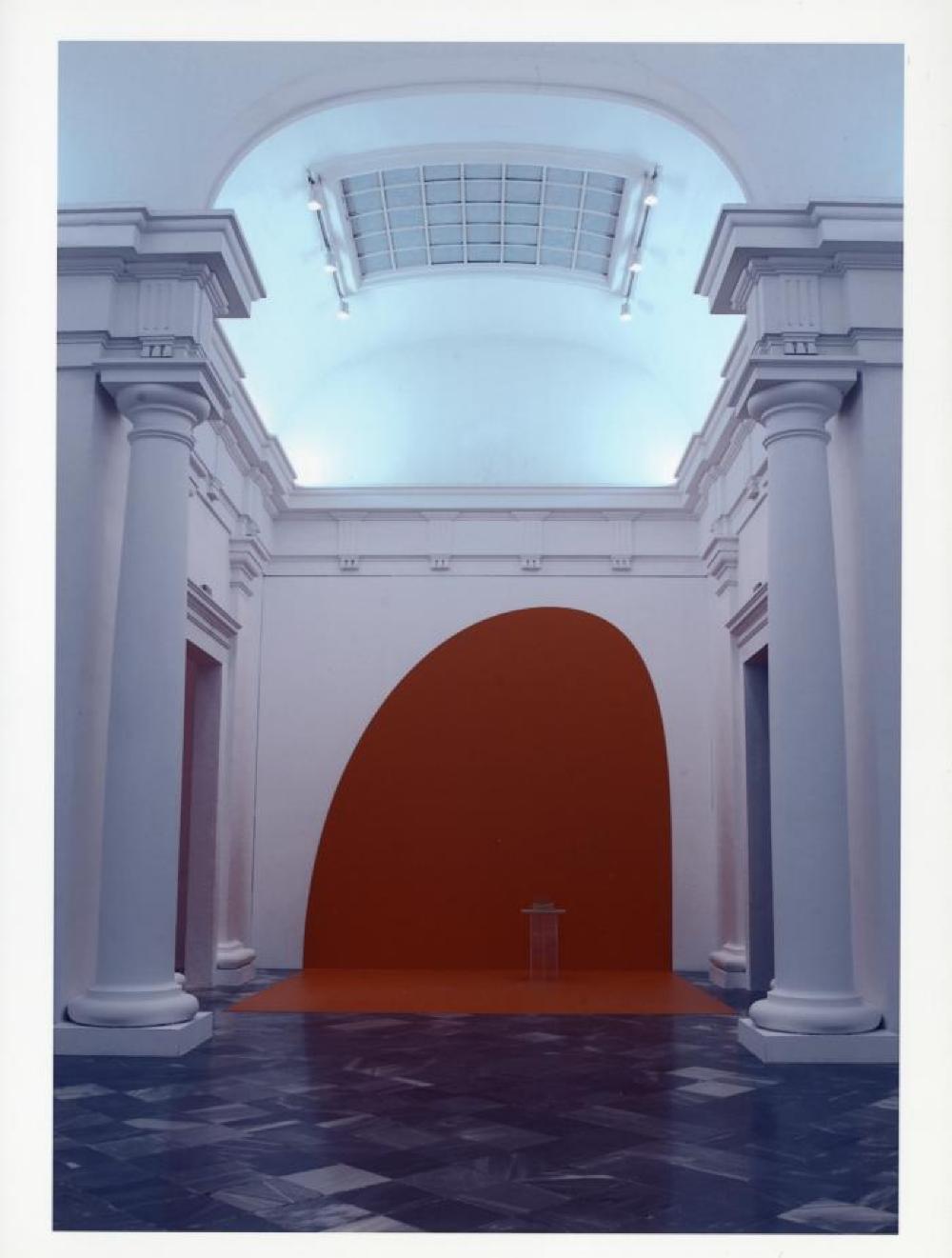 """Isamu Noguchi: A Study in Space,"" Italdesign, Giugiaro Museum, May 8, 2001 - January 2002."