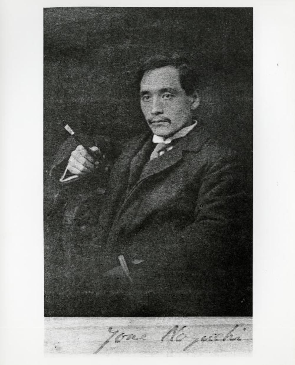 Portrait of Yonejiro Noguchi