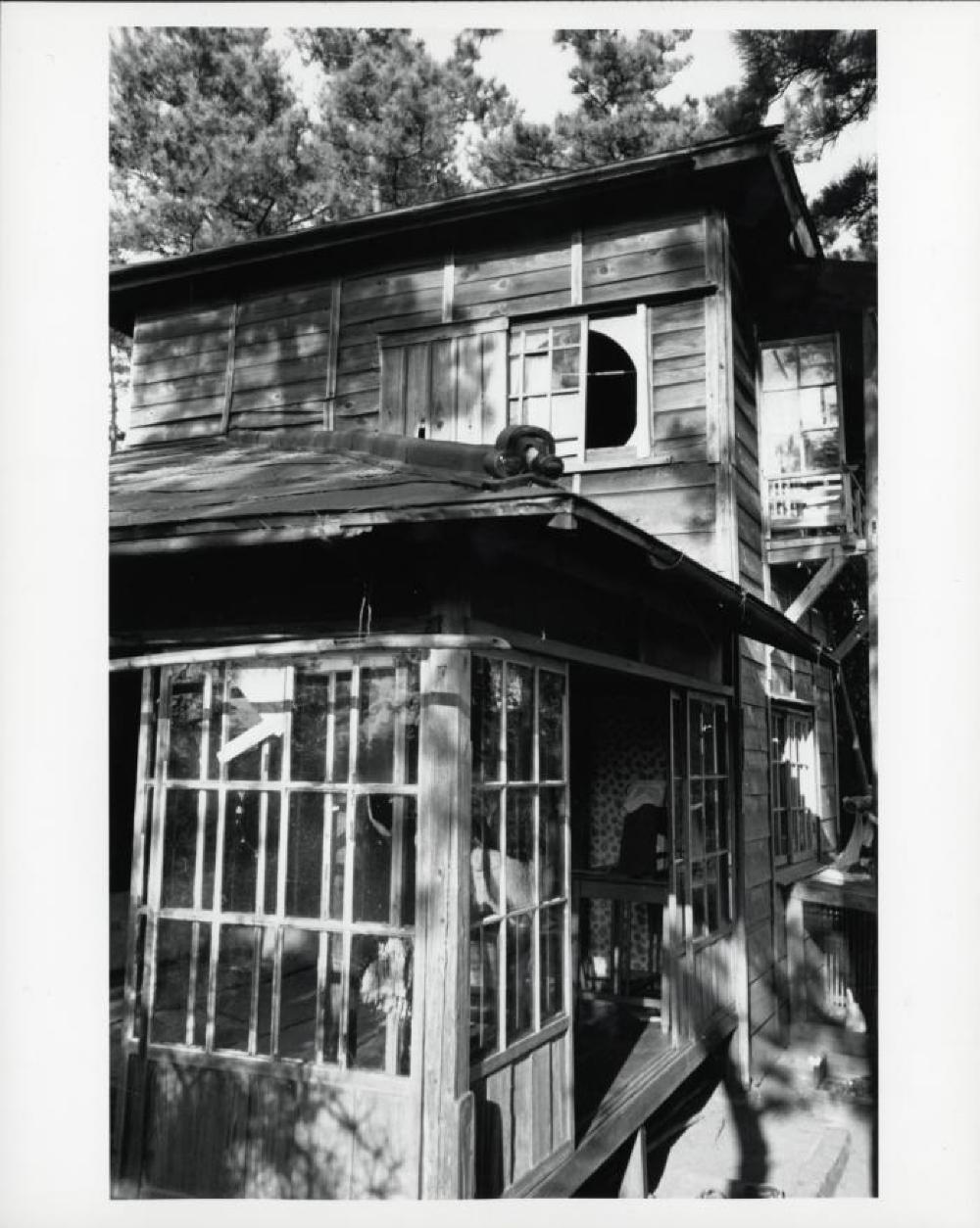 Isamu Noguchi's childhood home in Chigasaki, Japan