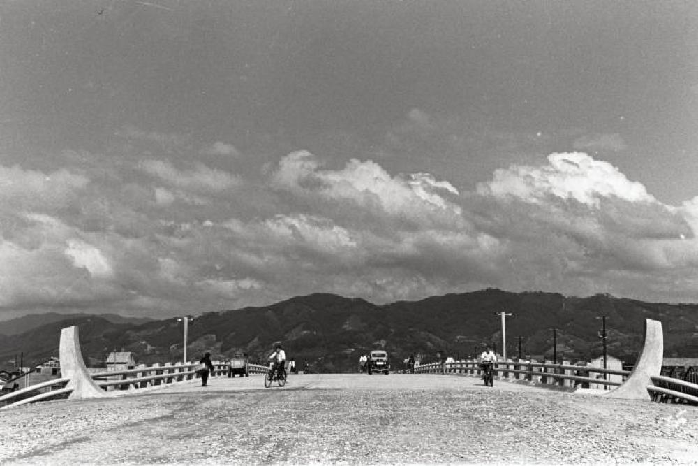 Hiroshima Bridge Railings; Hiroshima, Japan Yuku (to depart); west bridge