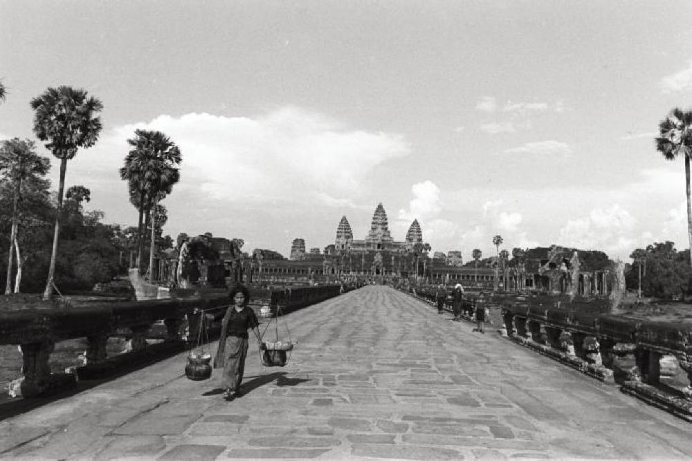 Bollingen Travels; Angkor Wat; Cambodia