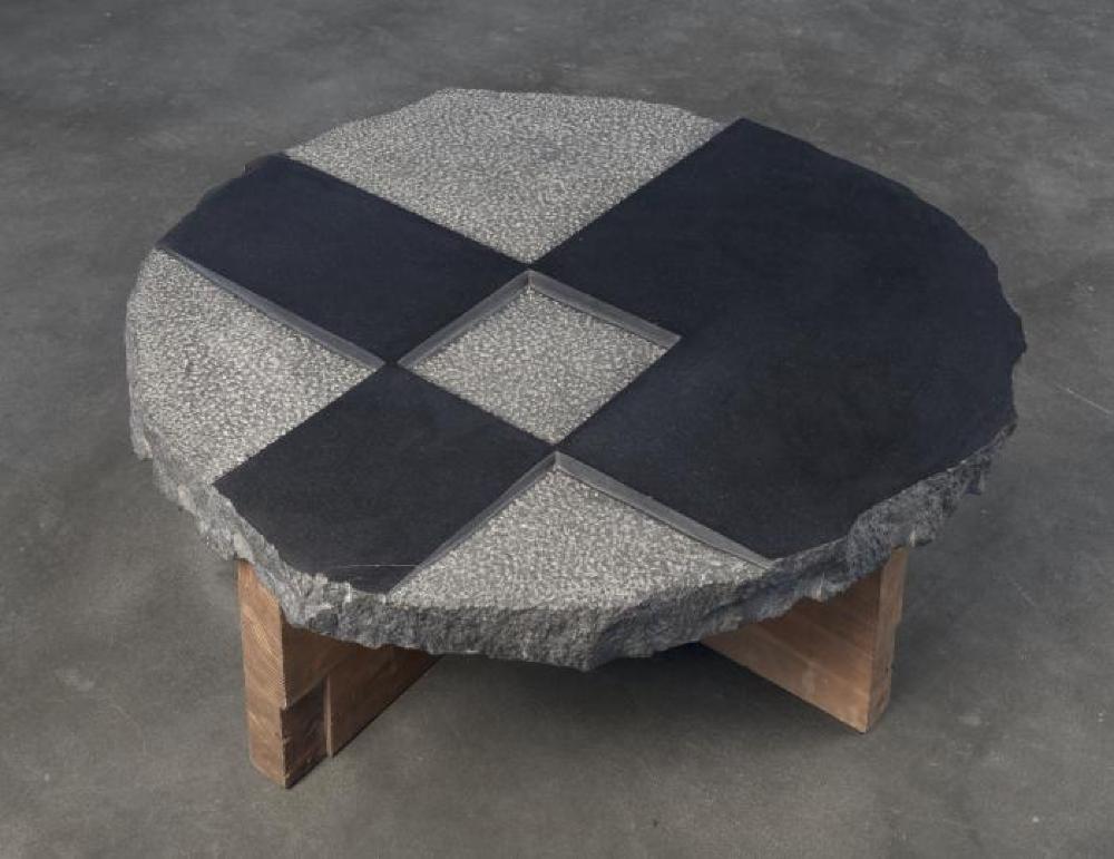 Round Square Space, 1970