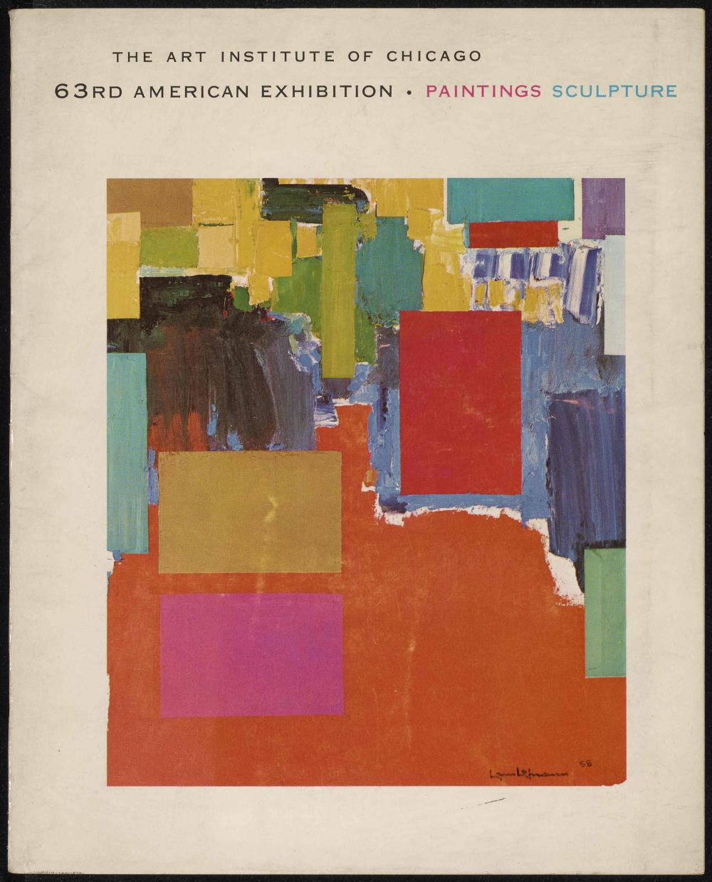 Art Institute of Chicago exhibition catalog