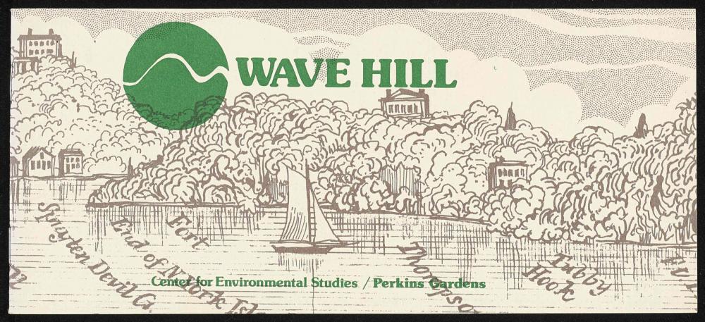 Wave Hill brochure